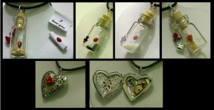 Valentine's Day jewellery by Xerces