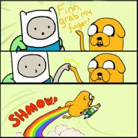 ADVENTURE TIME Meme by Kiato