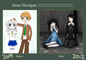 Draw this Again 2009-2012 by TwoStepCat