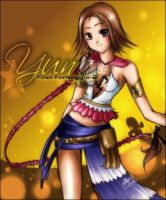 Yuna- Final Fantasy X-2 by NekoponLove