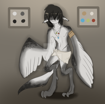 Harpy Boy By Glasiar-d6qjawn by Rallacy