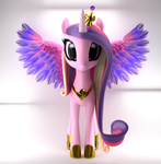 Princess Cadance by gabe2252