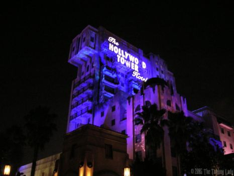 Tower of Terror by SquirrelyGRRL