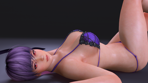 Ayane - Render -My body is ready XDDDDDD! by Dizzy-XD