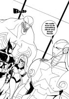 DarkAvengers Image Problems by TheBoo