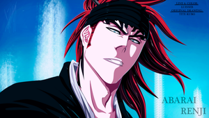 Bleach 495 Renji is here Wallpaper by Luisseb