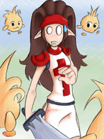 Dofus: iopette by HeavenCharge
