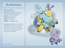 Bubbelbee V2 by sylver1984