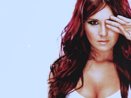 Dulce Maria wallpaper by DetectiveMaya