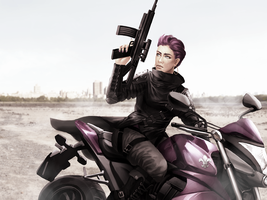 saints row by adelruna