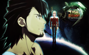 Tiger and Bunny Wallpaper by lotras