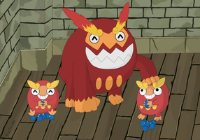 Darmanitan and Darumaka
