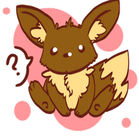 Chibi Eevee by AppleDew