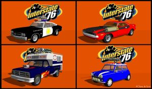 A Car Is Infinity Times Four by Ywander