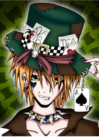 Mad Hatter Anime by XXanimeluver7XX