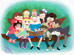 The Crew by clonap