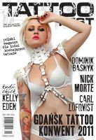 TattooFest Magazine by KellyEden