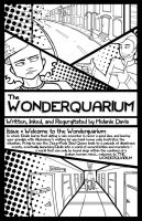 B+W Wonderquarium Promo Issue 1 by Wonderquarium
