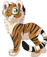 Toots -CM- by MBPanther