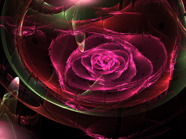 I Taped Together The Rose You Tore by BlueDisciple