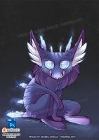the crystal demon by tikopets