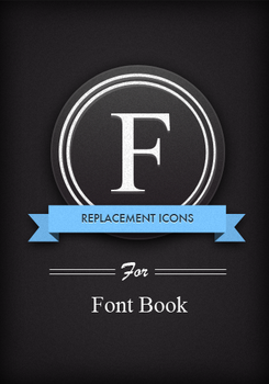 Font Book Icons by FBED