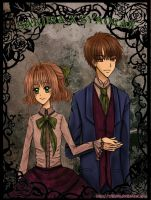 Lady Sakura and Lord Syaoran by wishluv