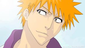 Ichigo In The Sun by Xpand-Your-Mind