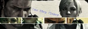 One Step Closer ~Chris/Sherry~ by TeamSNIC