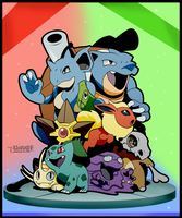 Pokemon Gen.1