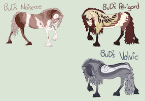 STABLES: Peafries of BuD | References by GuardianOfJay