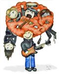 The Fro That Ate MCR by MyBassDavid