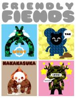 FRIENDLY FIENDS are back by NELZ