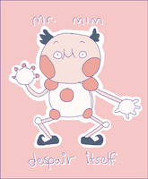 Day 2 | Mr. Mime
