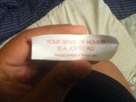 My Fortune XD by BrandiSwick227
