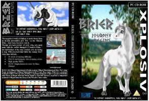 Brier - computer game cover by kittywinter