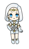 Sailor Sedna (Animated) by MilkPeach