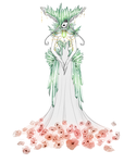 Lissandra : The Emerald Stronghold by kyaterina