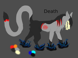 Death :.Ref.: by Toastpocalypse