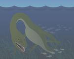 Monsters of Today - Loch Ness Monster by Juliefan21