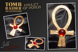 Tomb Raider IV: Amulet of Horus by JillaValentina