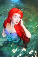 Ariel cosplay by Nemu013