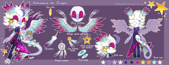 ~Nehelamite the Dragon reference~ by CNWgraphis