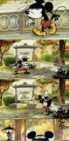 The New Face of Mickey Mouse by RaltheCommentator