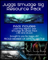 Juggs Smudge Pack by juggsy