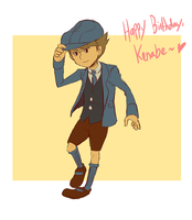.:Happy Birthday, Kenabe:. by JACKSPICERCHASE