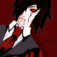 Human Zalgo by GhostFreakFan01