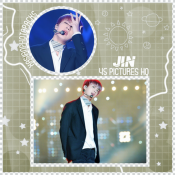 Photopack 965 // Jin (BTS). by xAsianPhotopacks