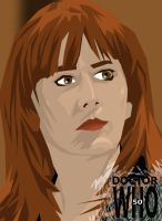 Donna Noble: Project Who 50 by DoctorRy