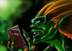 blanka reading poems by eldesertor